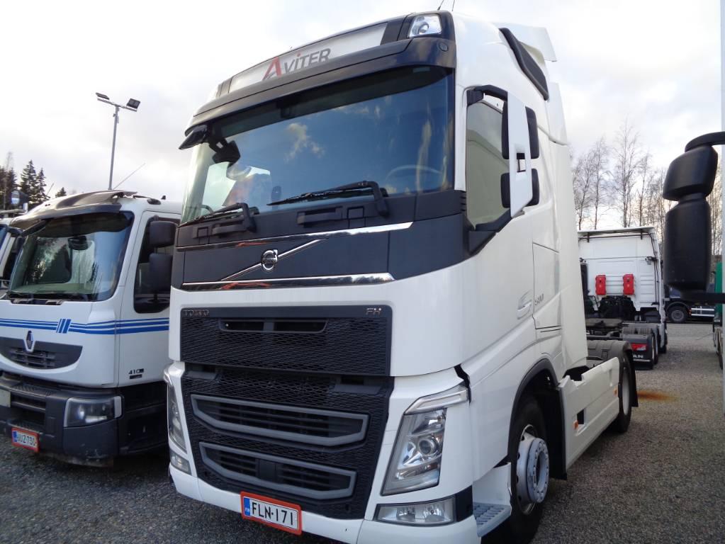 Volvo FH500, Vetopöytäautot, Kuljetuskalusto