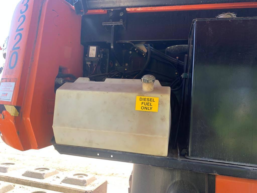 JLG 1500 SJ, Telescoophoogwerkers, Bouw