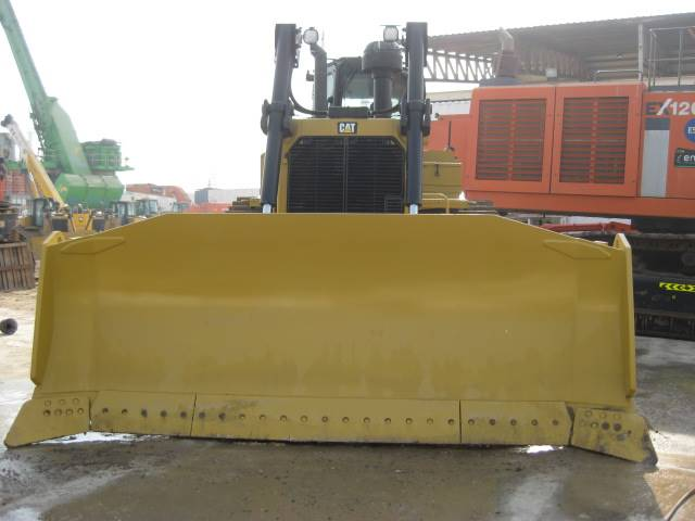 Caterpillar D8R LGP, Dozers, Construction