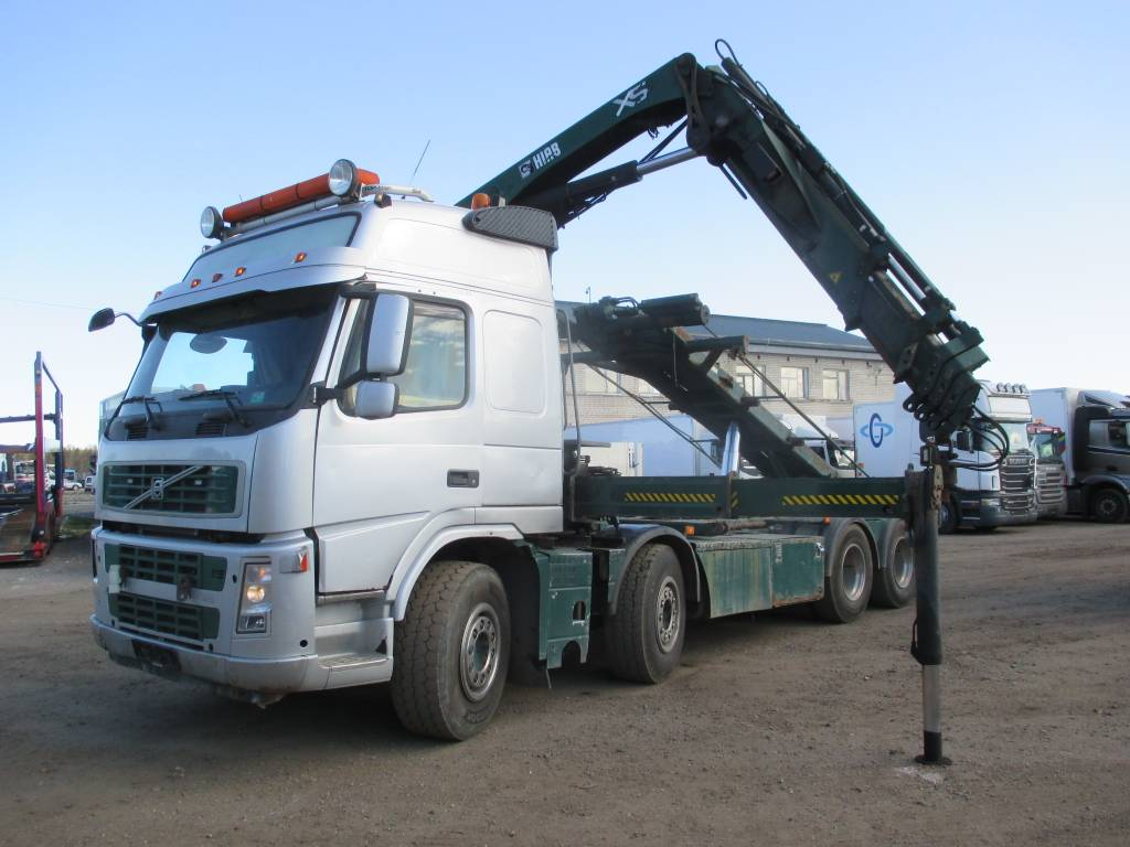 Volvo FM 480HP HIAB  244 EP-5 HIPRO, Boom / Crane / Bucket Trucks, Trucks and Trailers
