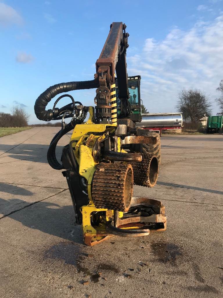 Timberjack 1470D, Harvesters, Forestry