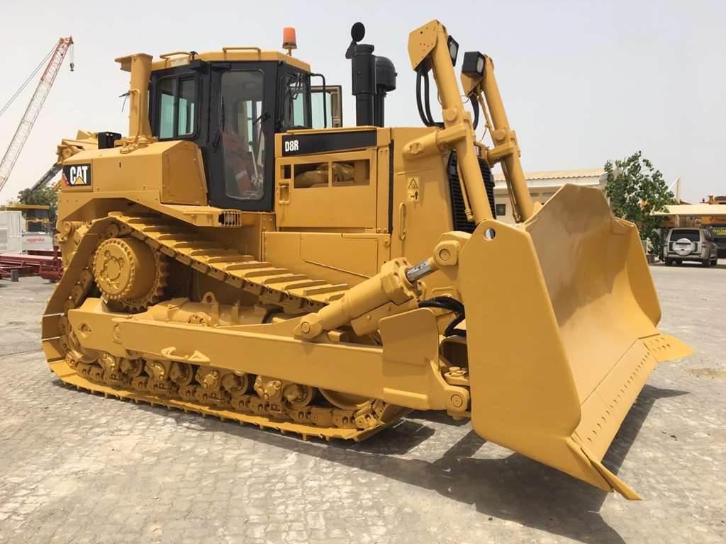 Caterpillar D8R LRC, Dozers, Construction