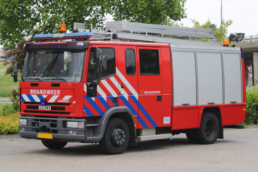 Iveco ML120 E23 Rosenbauer, Fire trucks, Transportation