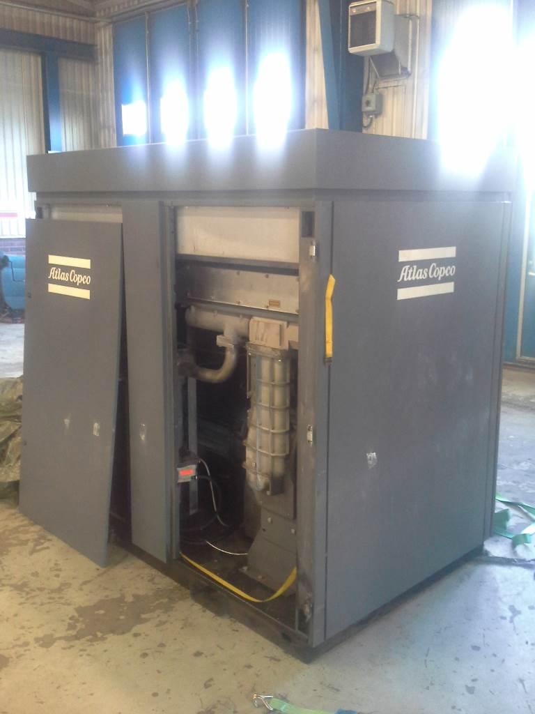 Atlas Copco ZT 90 (+ MD 200 A), Compressors, Industrial