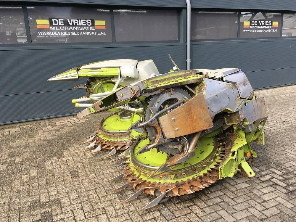CLAAS ORBIS 450 TF, Maaidorser aanbouwdelen, Landbouw