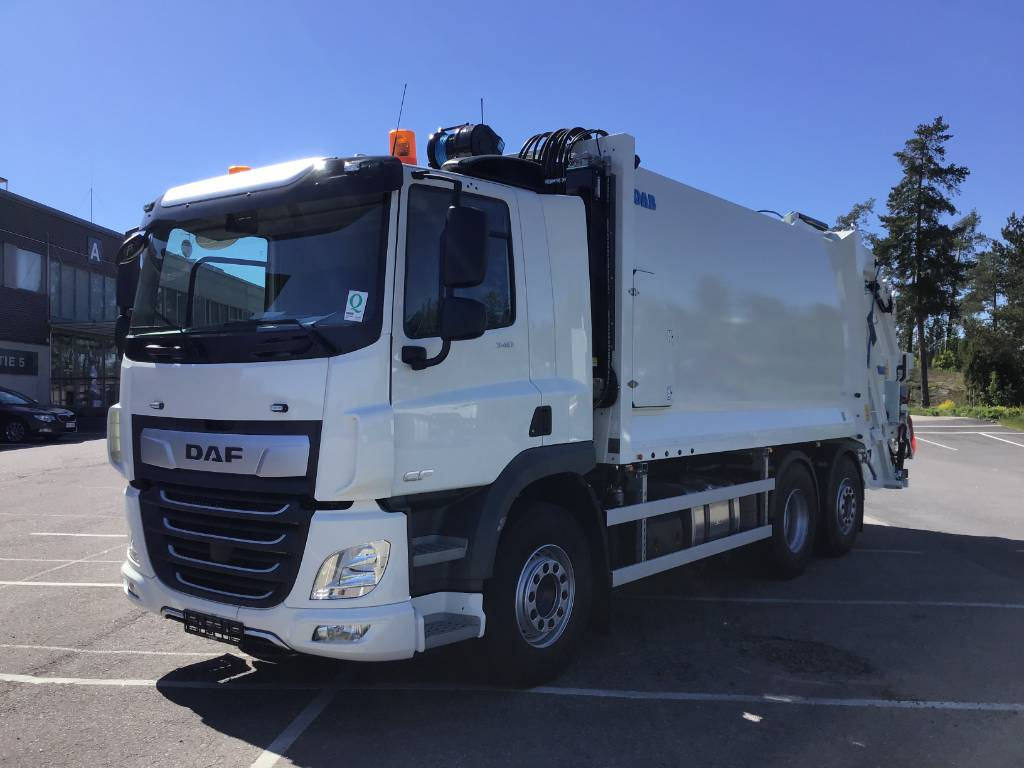 DAF CF 340 FAN 6x2 JOAB HD VL100 Esittelyauto, Other Trucks, Trucks and Trailers