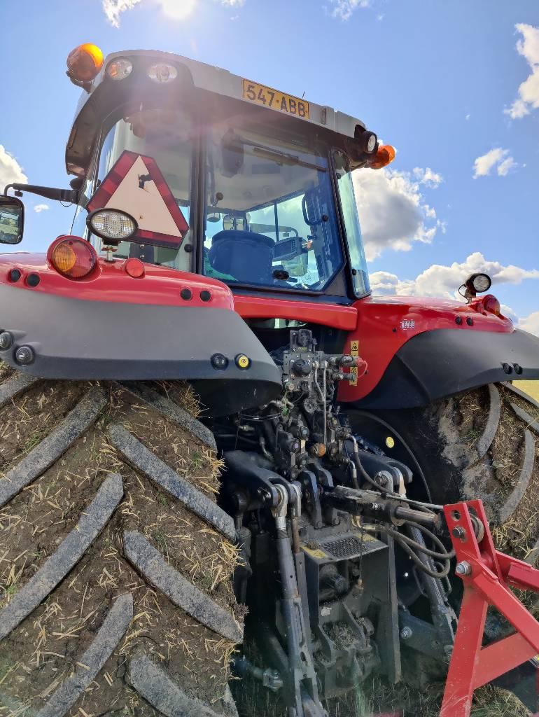 Massey Ferguson 7726, Traktorit, Maatalous