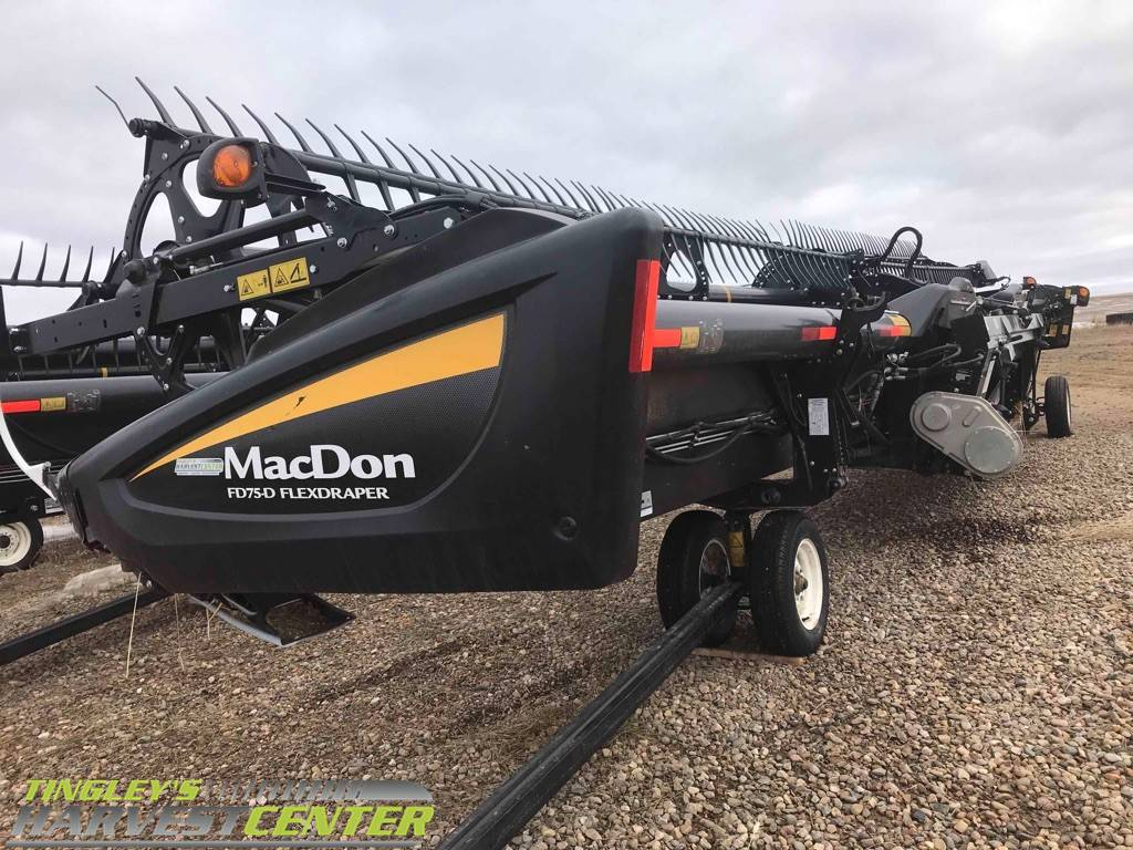 MacDon FD75-40 (LEXION Adapter), Combine headers, Agriculture