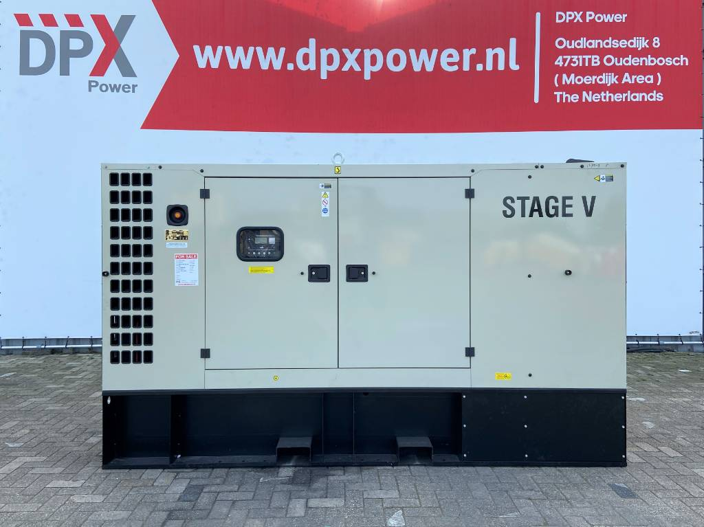 Perkins 210 kVA - Stage V - Generator set - DPX-15710-V, Diesel generatoren, Bouw