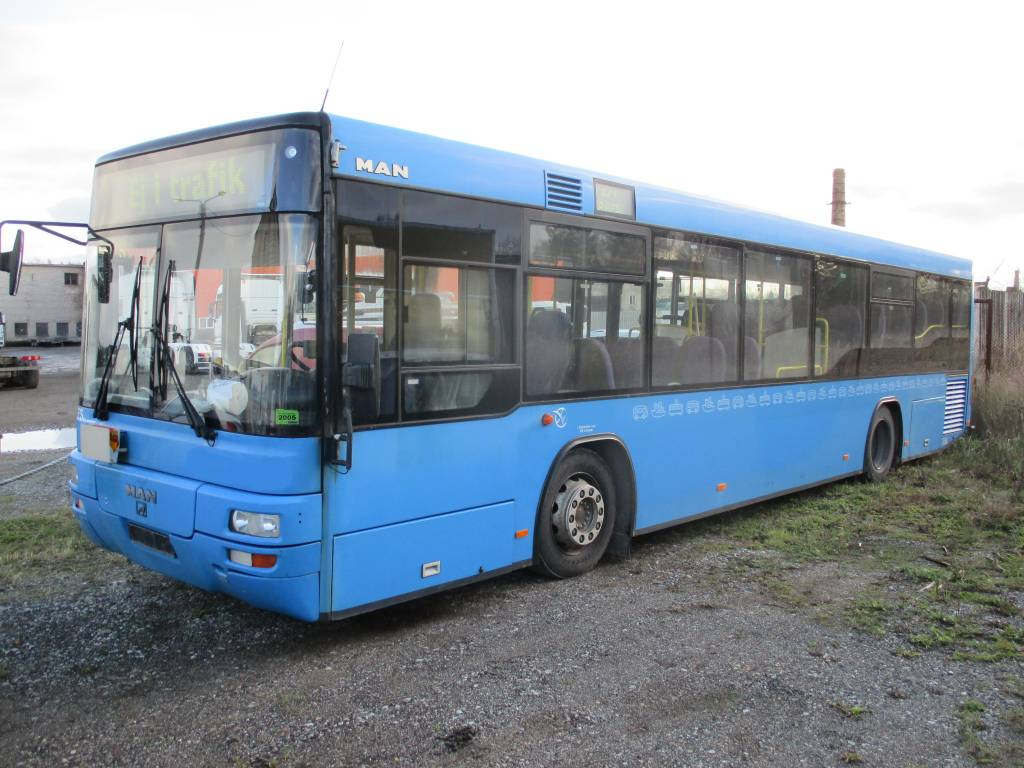MAN A78  12 BUS FOR SALE, City buses, Trucks and Trailers