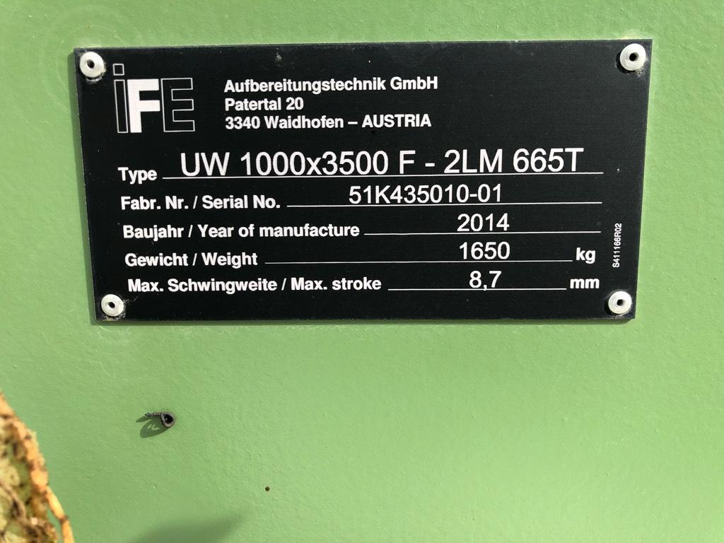 [Other] IFE LM 665T, Förderbandanlagen, Baumaschinen