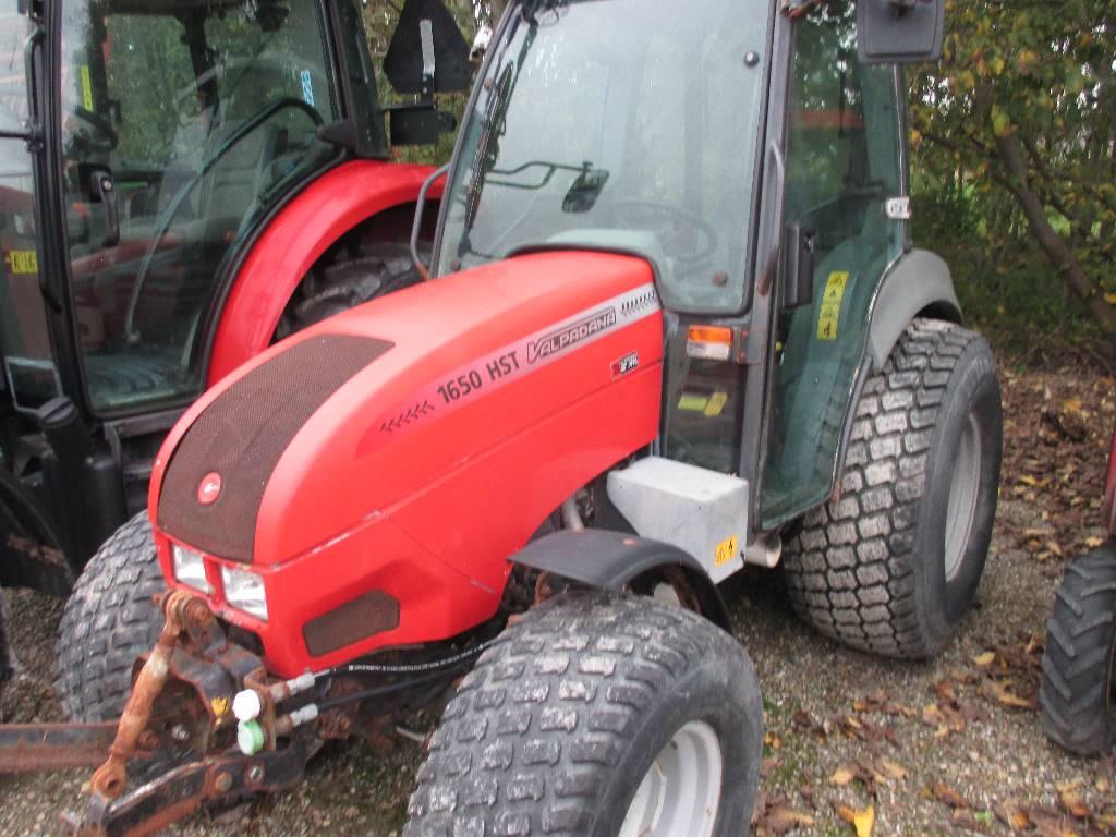 Valpadana HST 1650, Kompakte traktorer, Have & Park