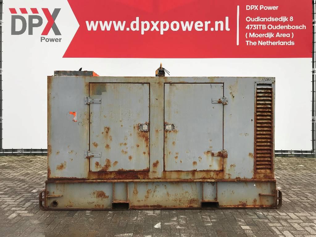 Iveco 8065SRE - 125 kVA Generator - DPX-11280, Diesel generatoren, Bouw