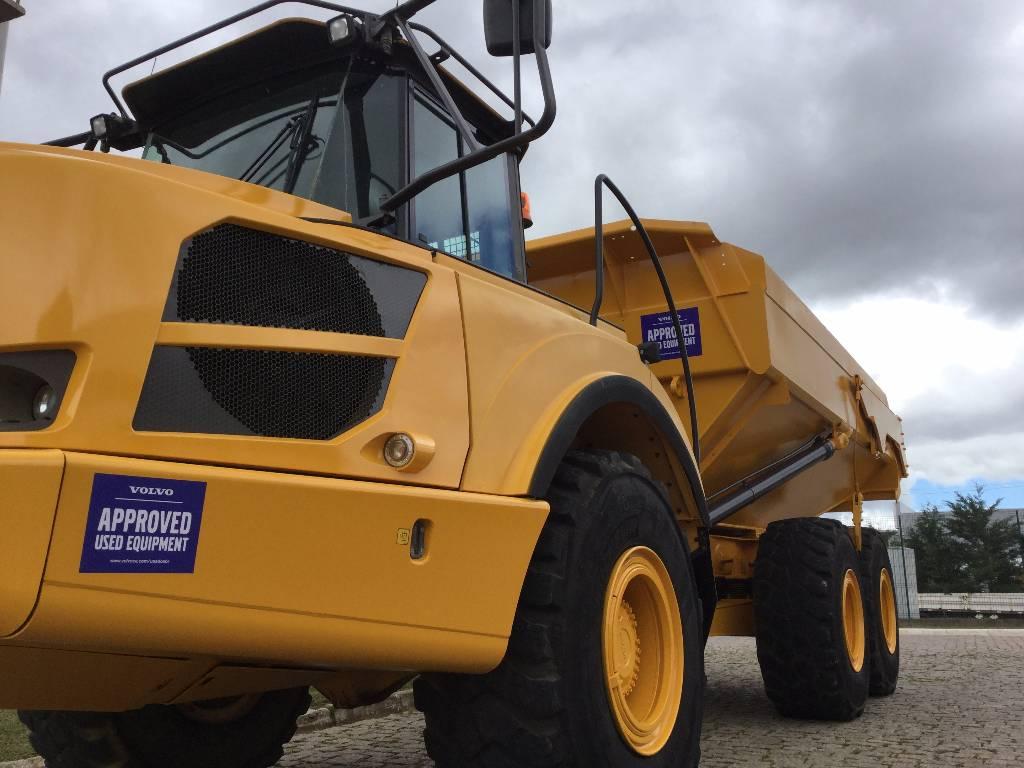 Volvo A30F, Articulated Dump Trucks (ADTs), Construction Equipment