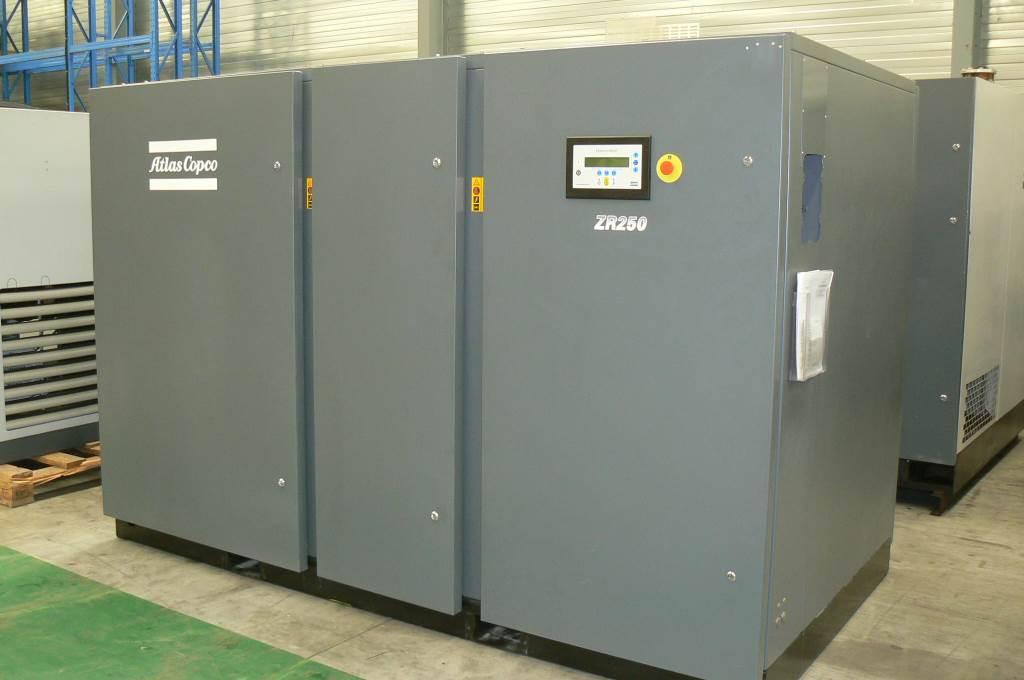 Atlas Copco ZR 250, Compressors, Industrial