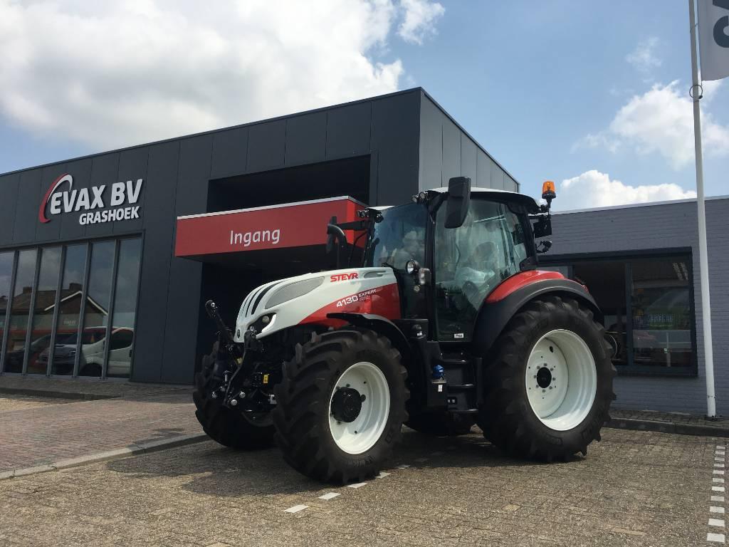 Steyr Expert 4130 CVT, Tractoren, Landbouw