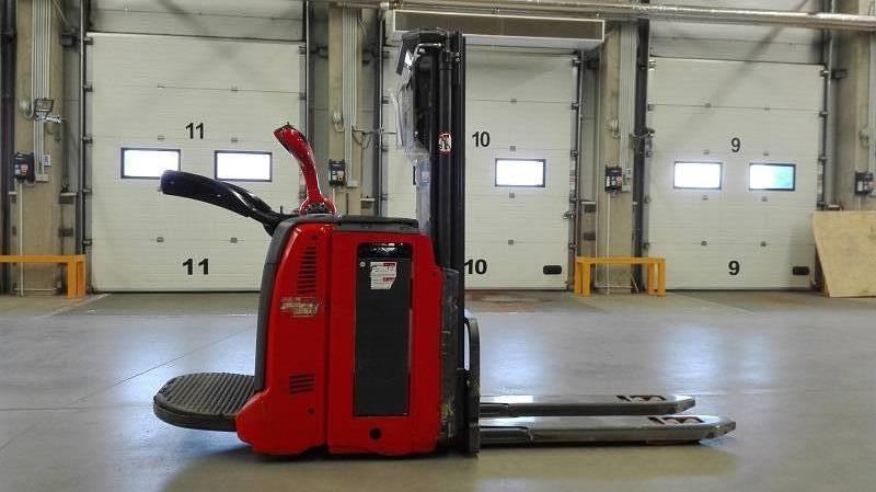 Linde L14LAP/133, Self propelled stackers, Material Handling