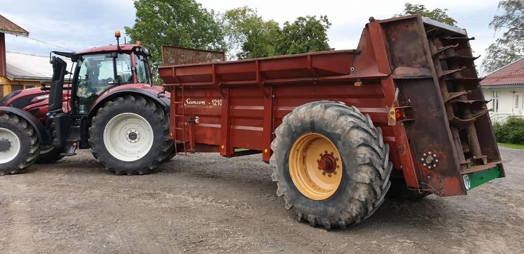 Samson Gjødselvogn 1210 - gjødselspreder - Gi bud!, Gjødselspreder, Landbruk