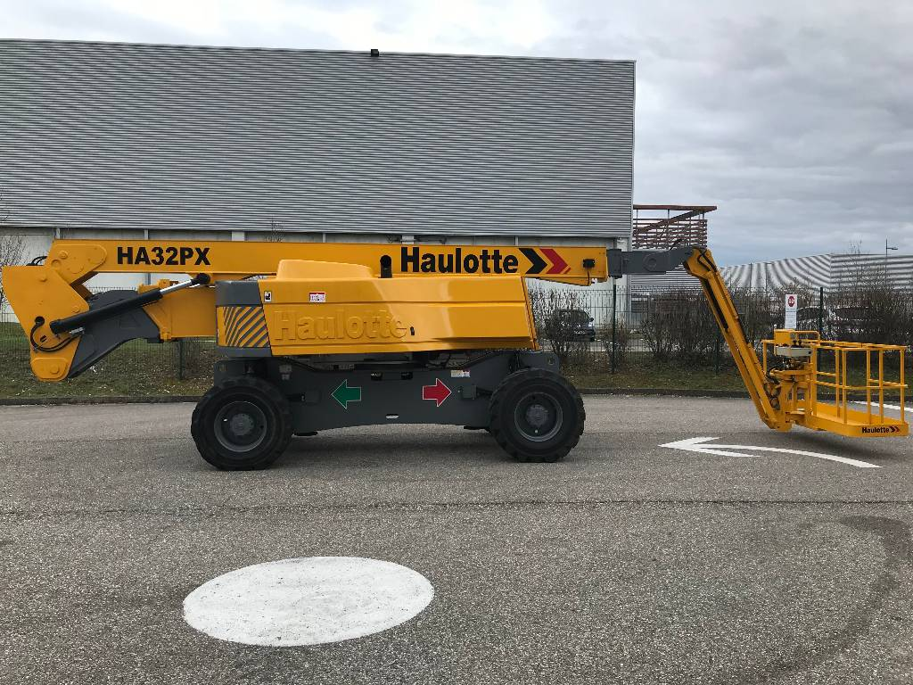 Haulotte HA32 PX, Articulated boom lifts, Construction Equipment