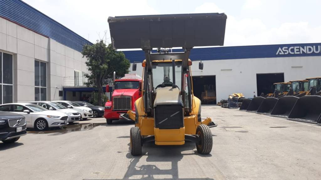 Volvo BL 60 B, Backhoe Loaders, Construction Equipment