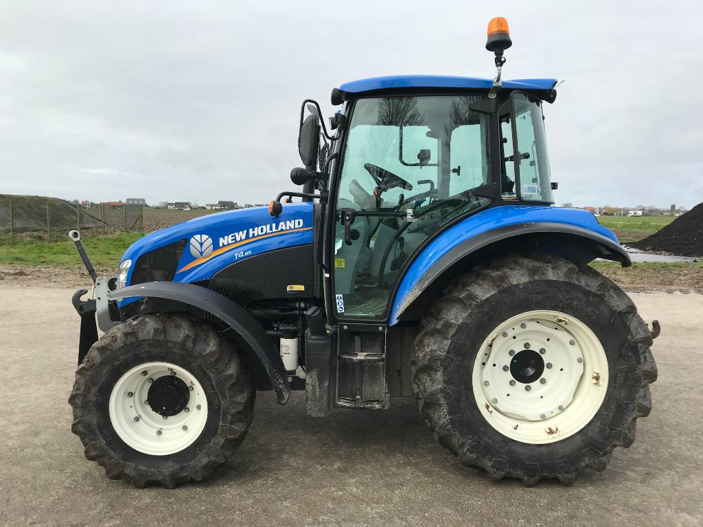 New Holland T4.85, Tractoren, All Used Machines