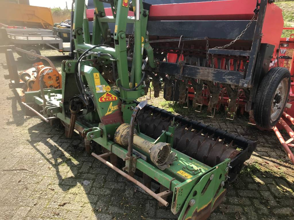 Celli Laser 300, Rotorkopeggen / rototillers, All Used Machines