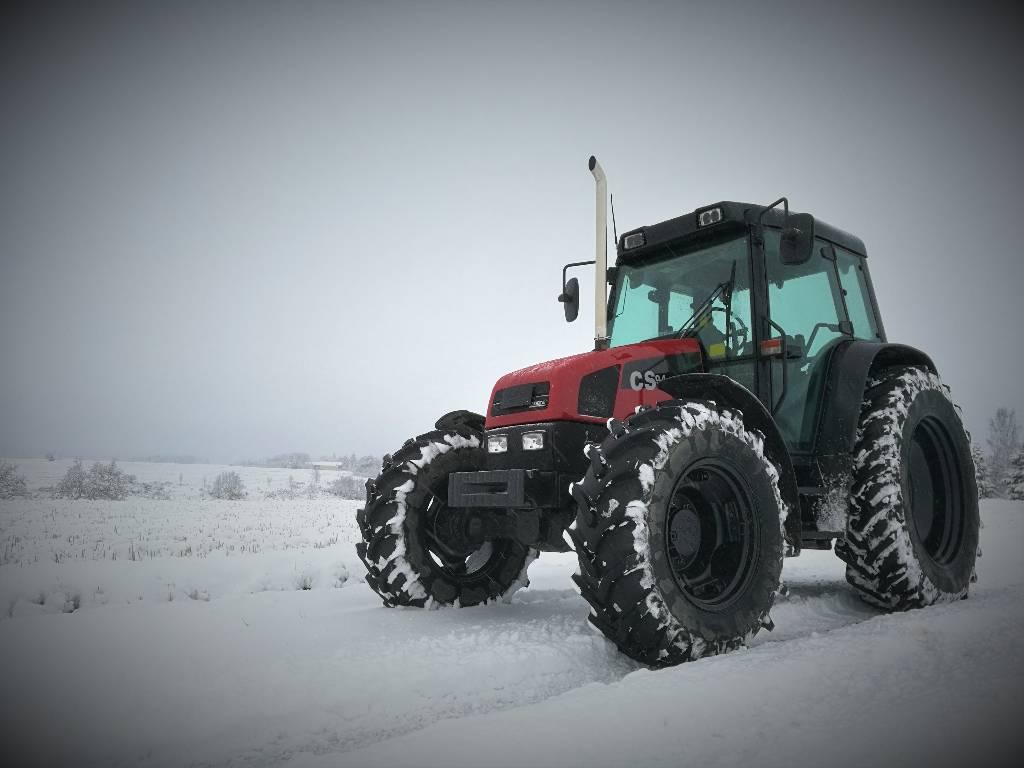 Case IH CS94, Traktorit, Maatalous