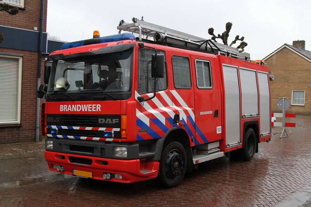 DAF 65-240 ATi C&C - Godiva, Brandweerwagens, Transport