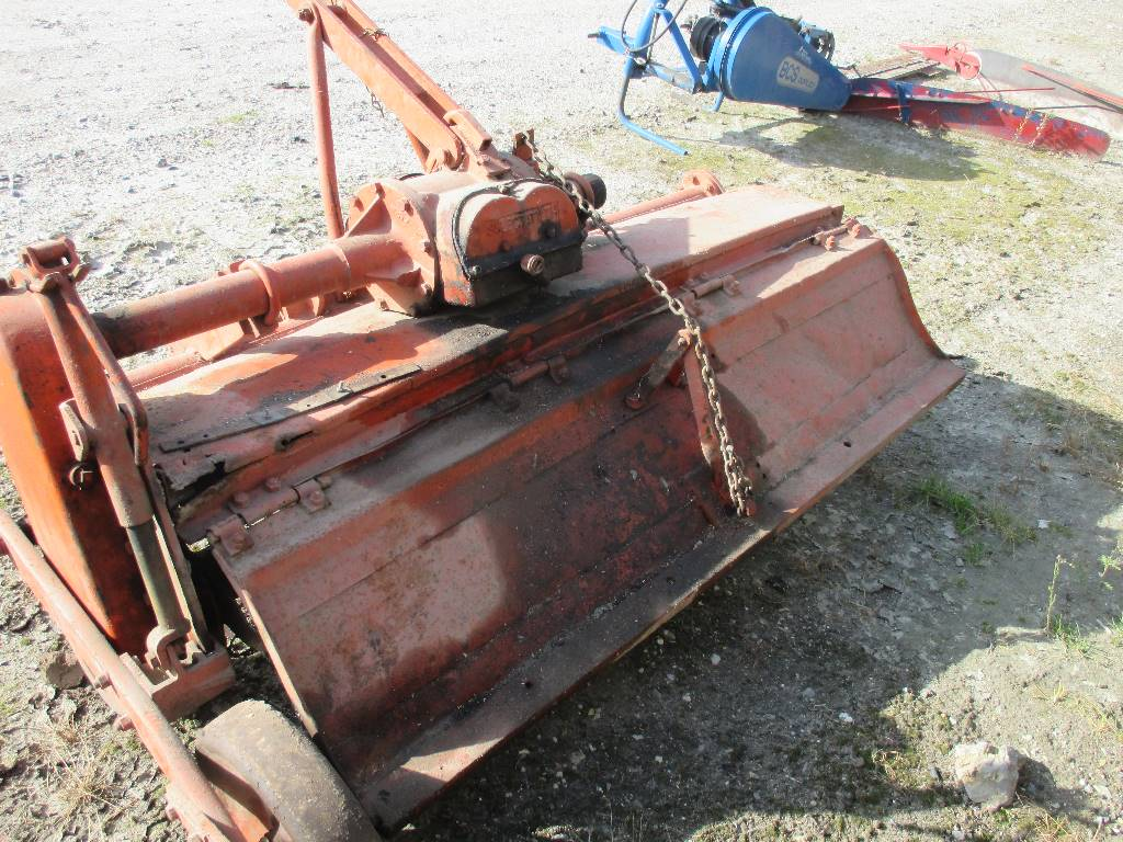 Howard 180 cm Fræser, Andre jordbearbejdningsmaskiner og andet tilbehør, Landbrug