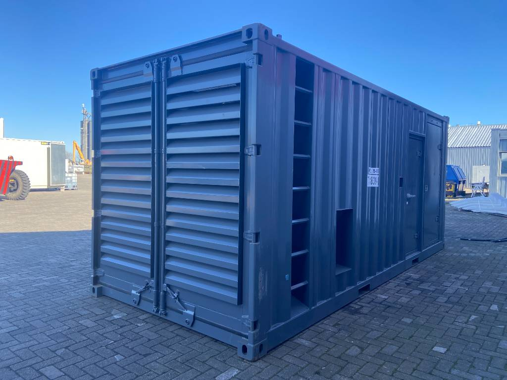 [Other] 20FT New Silent Genset Container - DPX-29019, Anders, Bouw