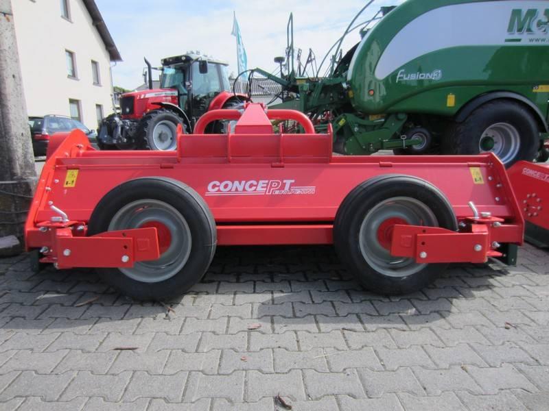 Concept MT 280, Autres matériels de fenaison, Agricole