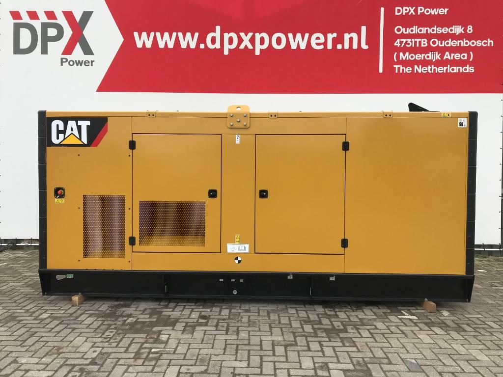 Caterpillar DE550E0 - C15 - 550 kVA Generator - DPX-18027, Diesel generatoren, Bouw