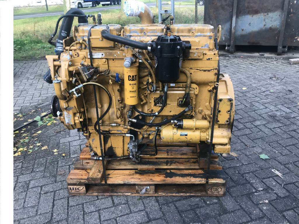 Caterpillar C 12 ATAAC - Industrial 339 Kw - DPH 105707, Industrial Applications, Construction