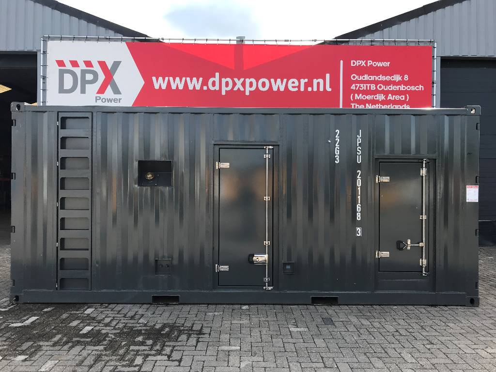 [Other] 20FT New Silent Genset Container - DPX-11636, Anders, Bouw
