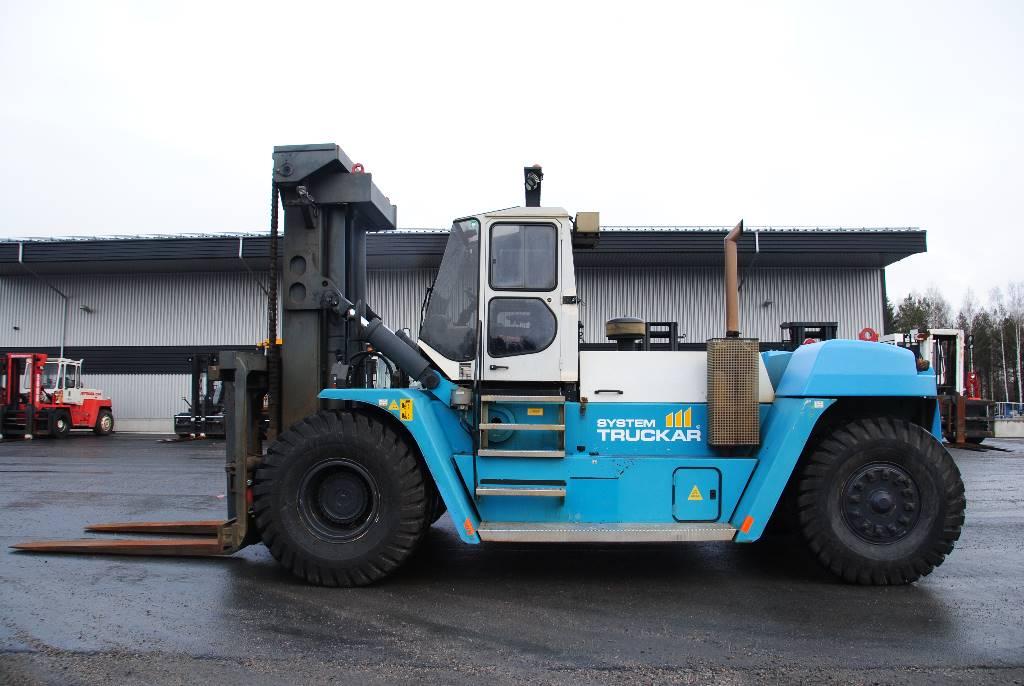 SMV 33-1200B, Dieselmotviktstruckar, Materialhantering