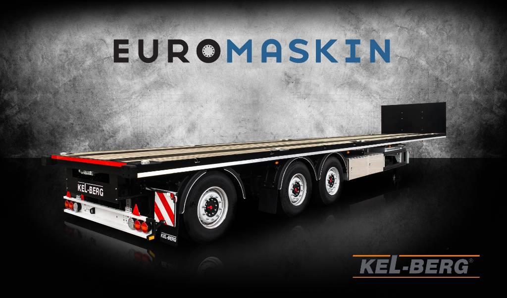 Kel-Berg D 105V tunglast m Containerfester, Planhengere, Transport