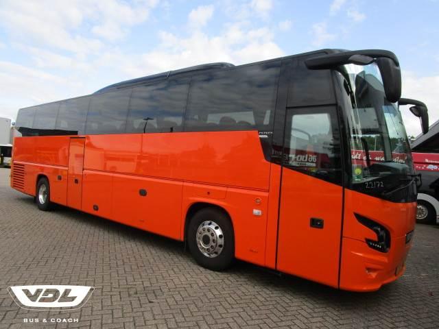 VDL Futura FHD2-129/370, Kirándulóbuszok, Járművek
