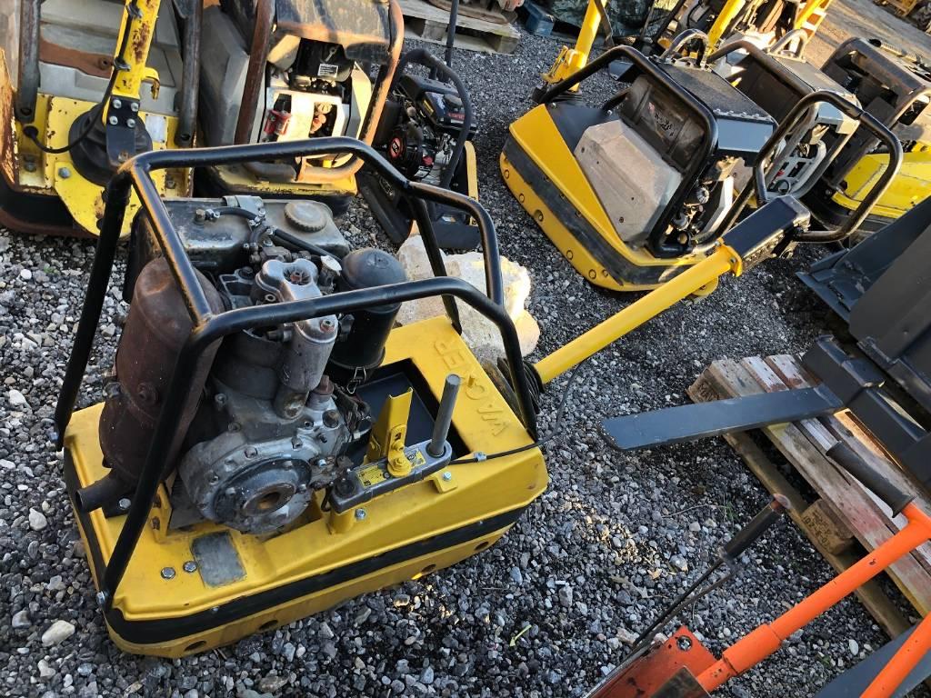 Wacker Neuson DPU 3345H, Vibrationsgeräte, Baumaschinen