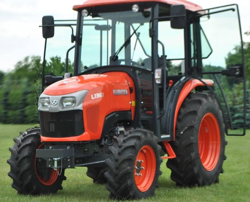 Kubota L 1361, Micro tracteur, Espace Vert