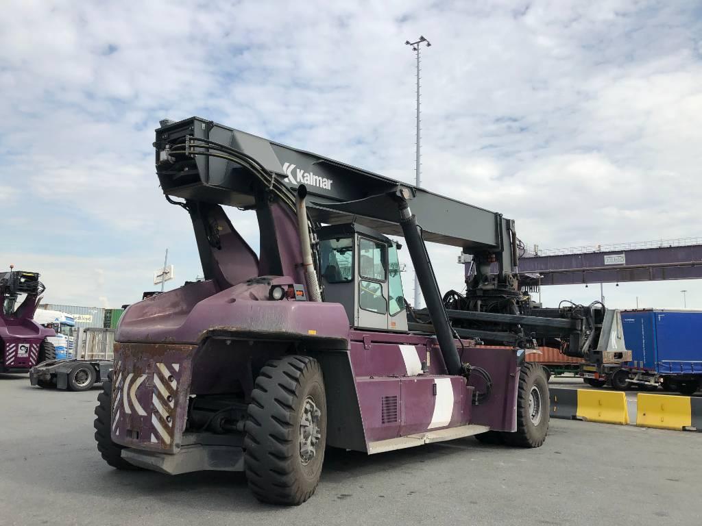 Kalmar DRF400-60C5, Reachstackers, Material Handling