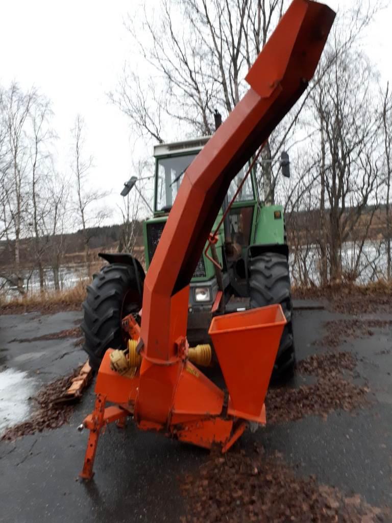 Kopo PH 10 Flishugg, Övriga traktortillbehör, Lantbruk