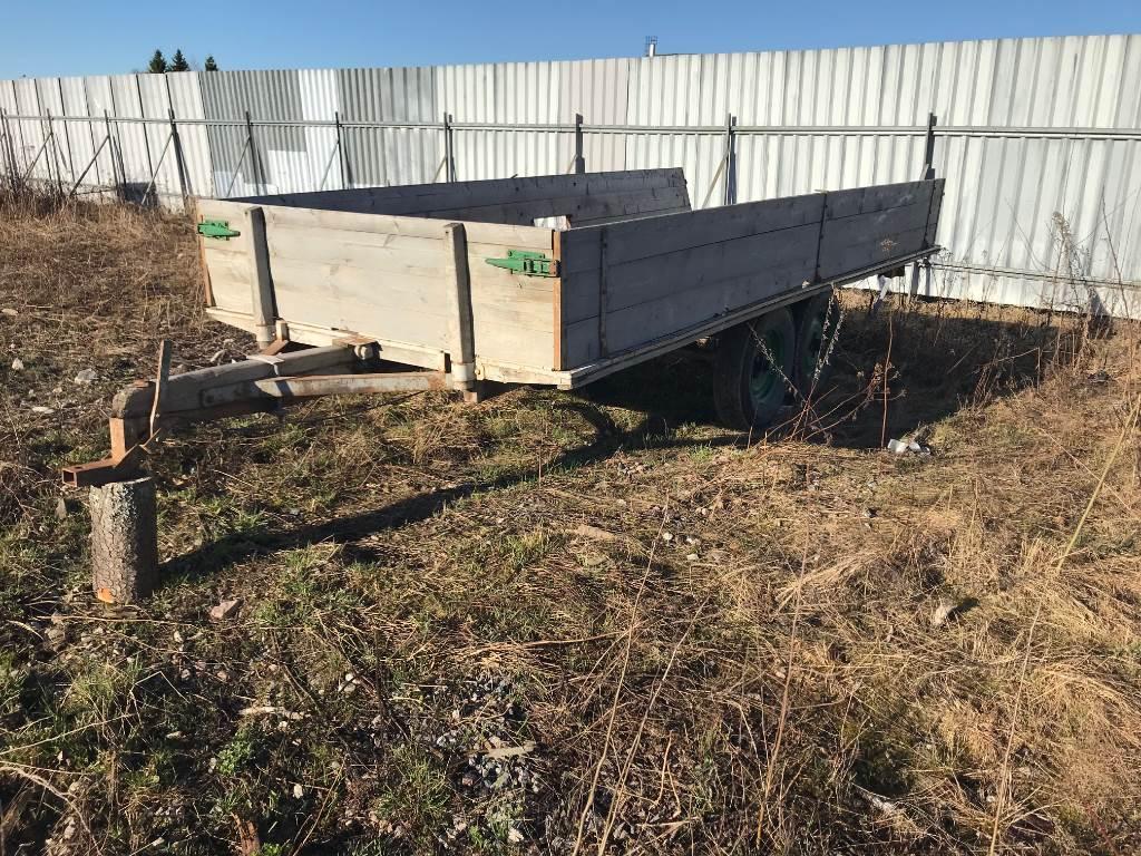 [Other] Traktorvagn boggie, Övriga vagnar, Lantbruk