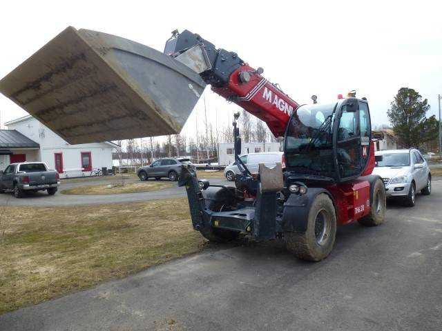 Magni TH6.20-D/C, Telescopic Handlers, Construction Equipment