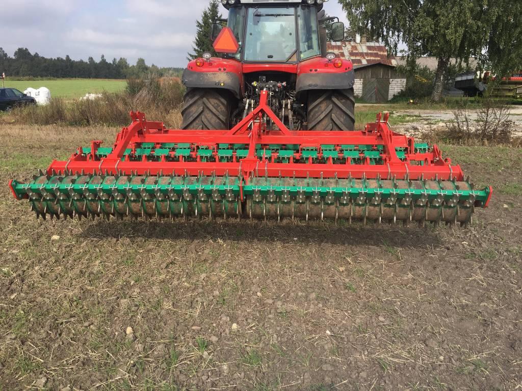 Agro-Masz AT40, Randaalid/mullafreesid, Põllumajandus