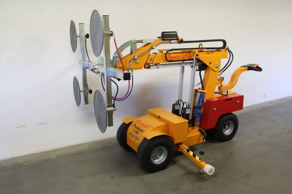 SMARTLIFT 608 Outdoor High Lifter, Muut materiaalinkäsittelykoneet, Materiaalinkäsittely