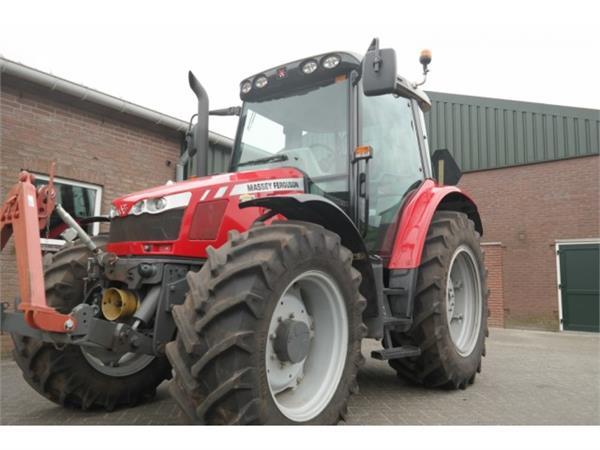 Massey Ferguson 5450 Dyna 4 Ess, Tractoren, Landbouw