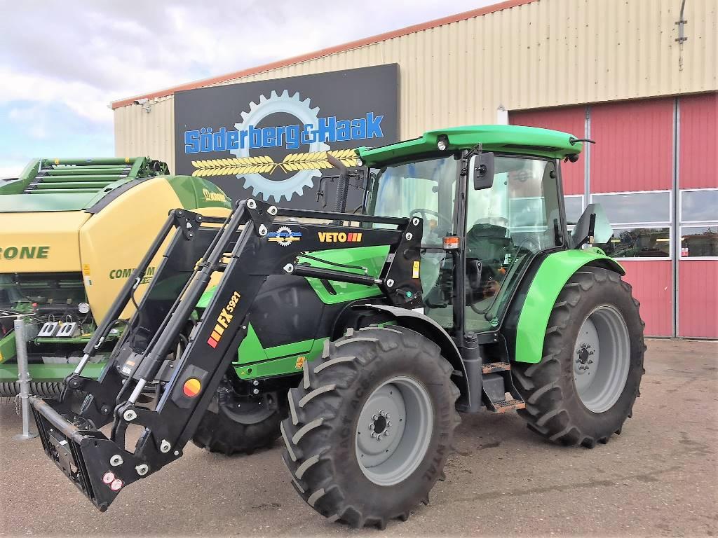Deutz-Fahr 5090.4G, Traktorer, Lantbruk