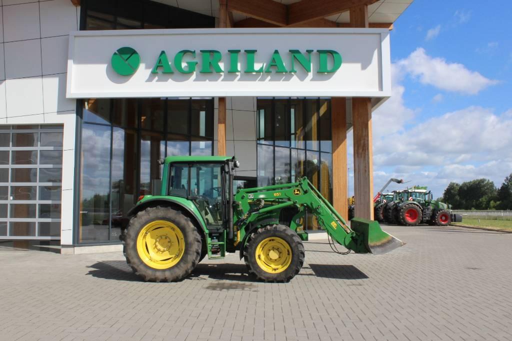 John Deere 6420 Premium, Traktorid, Põllumajandus