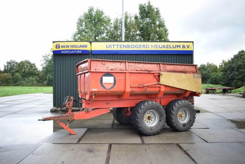 Beco S1200, Kipperaanhangers, Landbouw