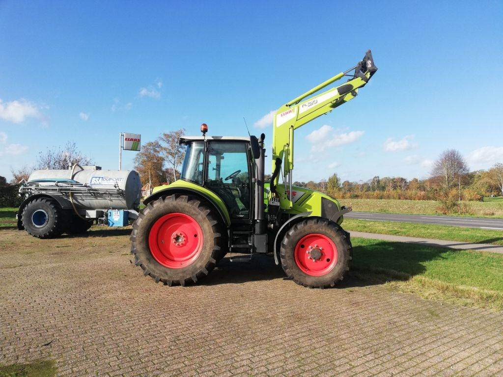 CLAAS Arion 430, Tractors, Agriculture